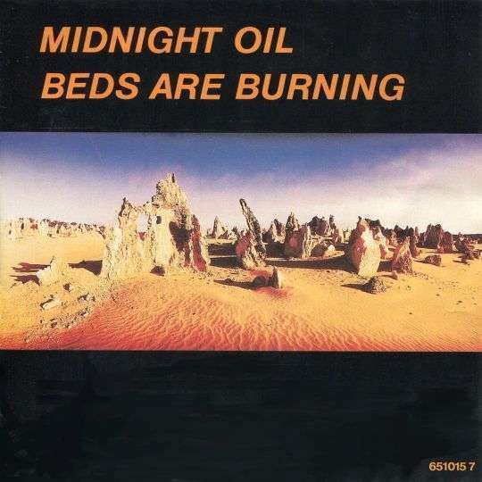Coverafbeelding Beds Are Burning - Midnight Oil