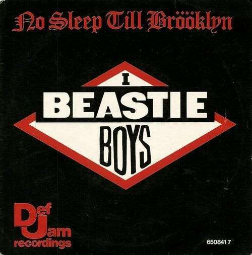 Coverafbeelding No Sleep Till Brööklyn - Beastie Boys