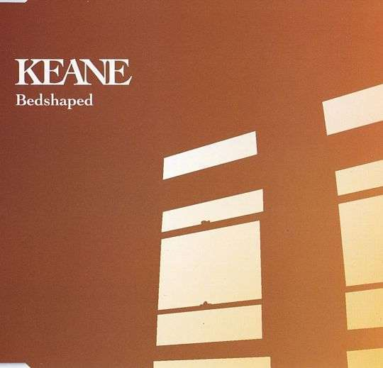 Coverafbeelding Bedshaped - Keane