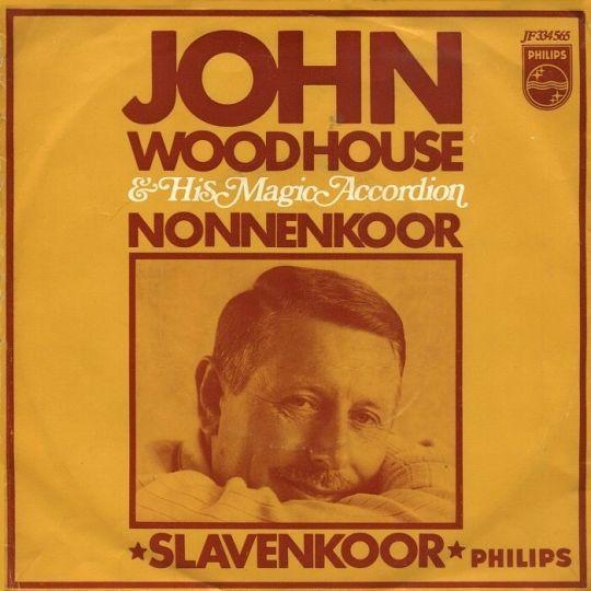 Coverafbeelding Nonnenkoor - John Woodhouse & His Magic Accordion