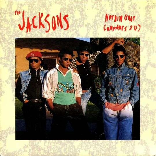 Coverafbeelding Nothin (That Compares 2 U) - The Jacksons