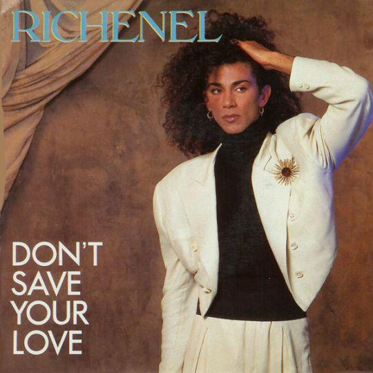 Coverafbeelding Don't Save Your Love - Richenel