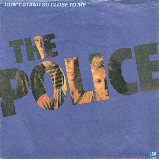 Coverafbeelding Don't Stand So Close To Me - The Police