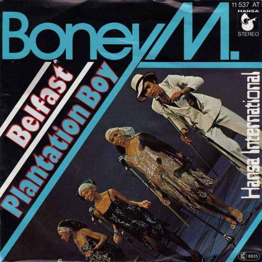 Coverafbeelding Belfast - Boney M.
