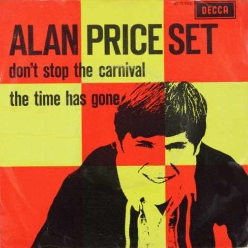 Coverafbeelding Don't Stop The Carnival - Alan Price Set