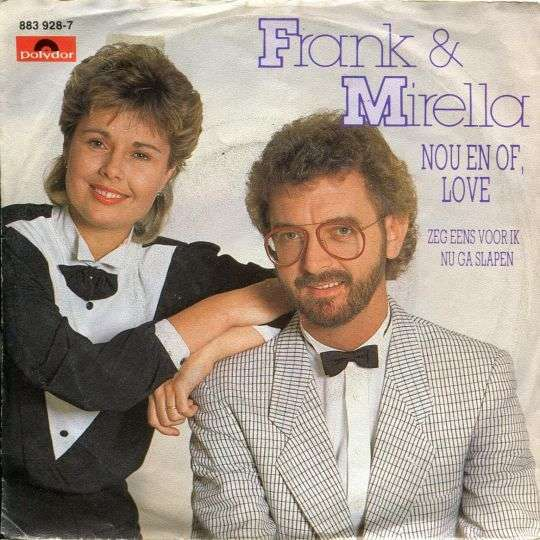 Coverafbeelding Nou En Of, Love - Frank & Mirella