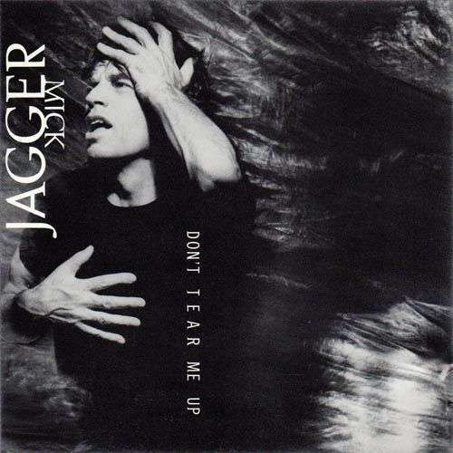Coverafbeelding Don't Tear Me Up - Mick Jagger