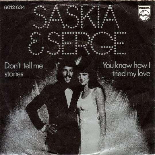 Coverafbeelding Don't Tell Me Stories - Saskia & Serge