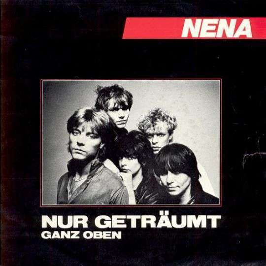 Coverafbeelding Nur Geträumt - Nena
