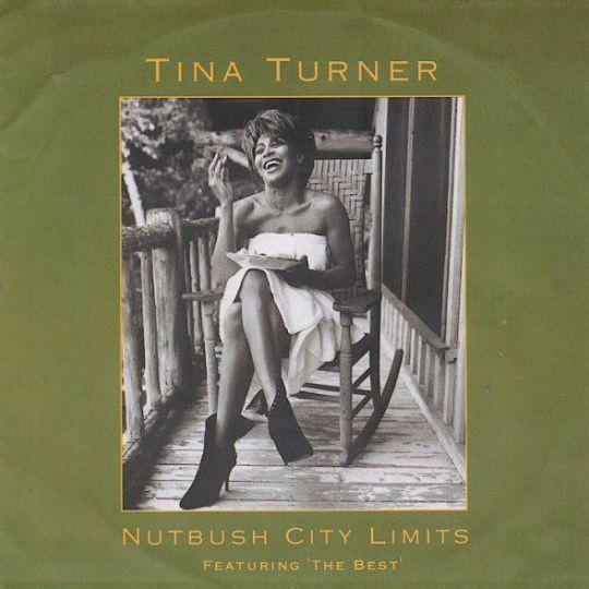 Coverafbeelding Tina Turner - Nutbush City Limits