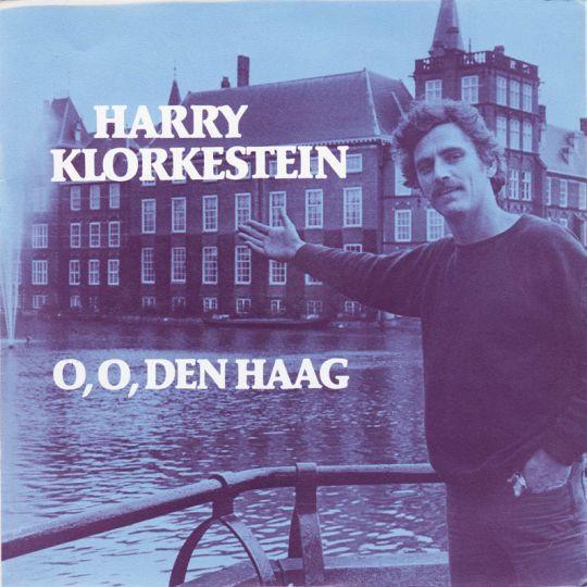 Coverafbeelding Harry Klorkestein - O, O, Den Haag