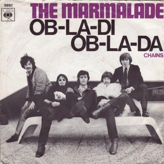 Coverafbeelding Ob-La-Di Ob-La-Da - The Marmalade