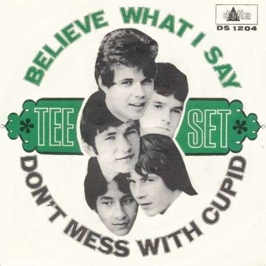 Coverafbeelding Believe What I Say - Tee Set
