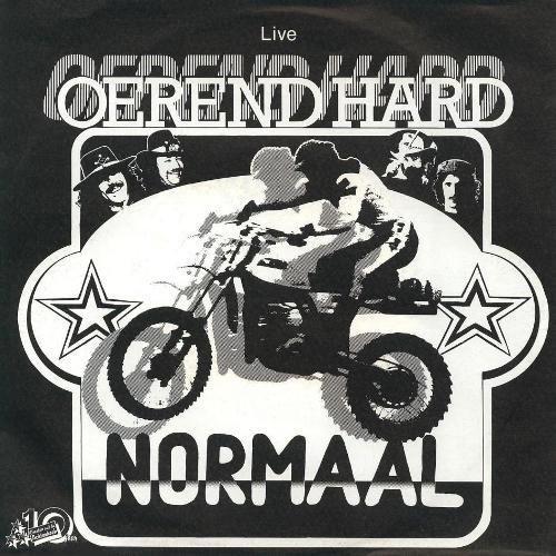 Coverafbeelding Oerend Hard - Live - Normaal