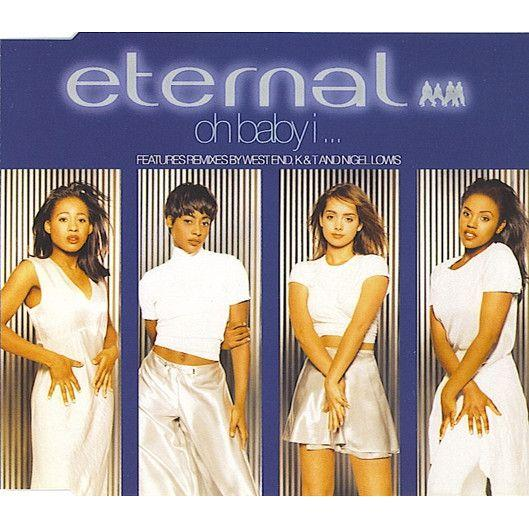 Coverafbeelding Oh Baby I ... - Eternal
