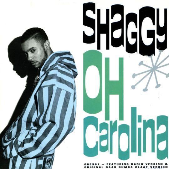 Coverafbeelding Shaggy - Oh Carolina