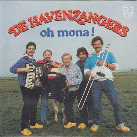 Coverafbeelding De Havenzangers - Oh Mona!