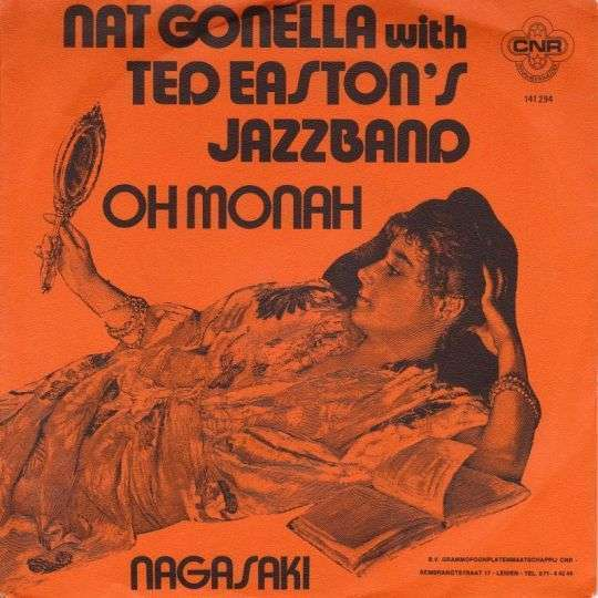 Coverafbeelding Nat Gonella with Ted Easton's Jazzband - Oh Monah