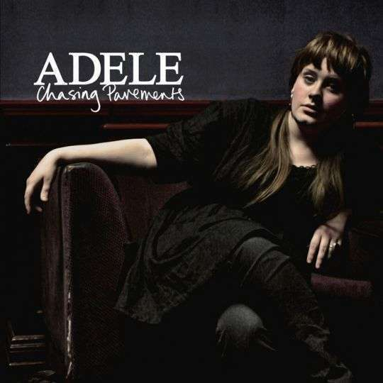 Coverafbeelding Chasing Pavements - Adele