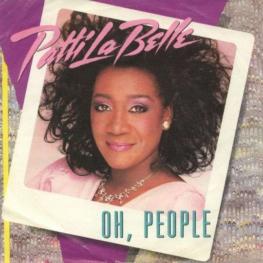 Coverafbeelding Oh, People - Patti Labelle