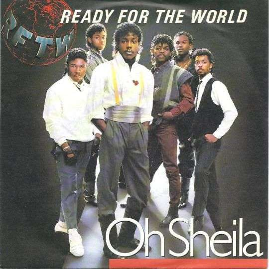 Coverafbeelding RFTW : Ready For The World - Oh Sheila