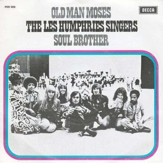 Coverafbeelding Old Man Moses - The Les Humphries Singers