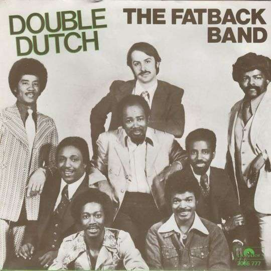 Coverafbeelding Double Dutch - The Fatback Band