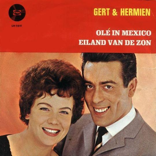 Coverafbeelding Olé In Mexico - Gert & Hermien