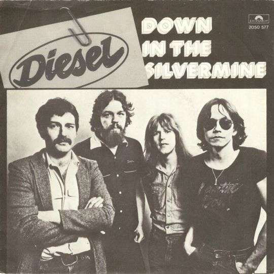 Coverafbeelding Down In The Silvermine - Diesel