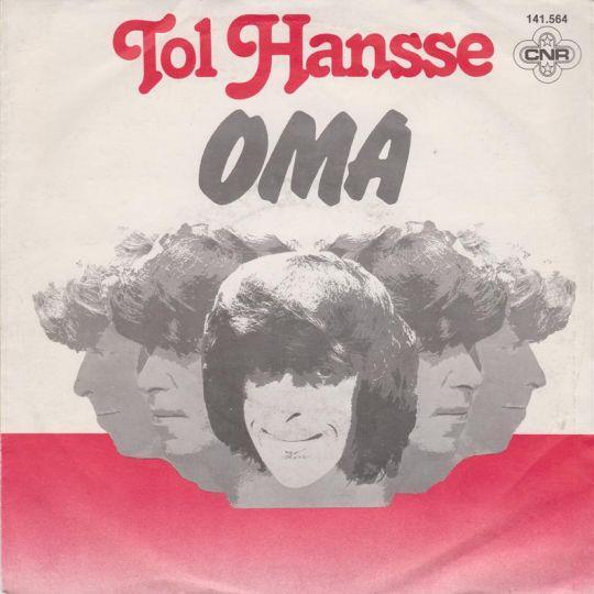 Coverafbeelding Tol Hansse - Oma