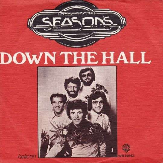 Coverafbeelding Down The Hall - The Four Seasons