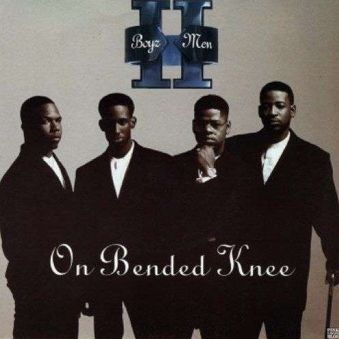 Coverafbeelding On Bended Knee - Boyz Ii Men