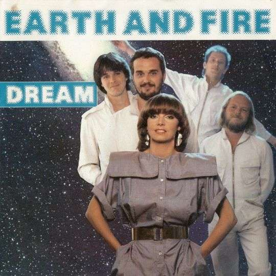 Coverafbeelding Dream - Earth And Fire