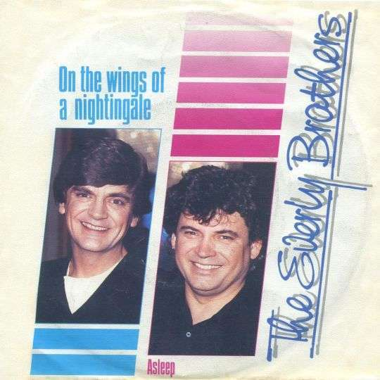 Coverafbeelding On The Wings Of A Nightingale - The Everly Brothers