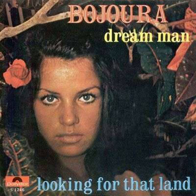 Coverafbeelding Dream Man - Bojoura