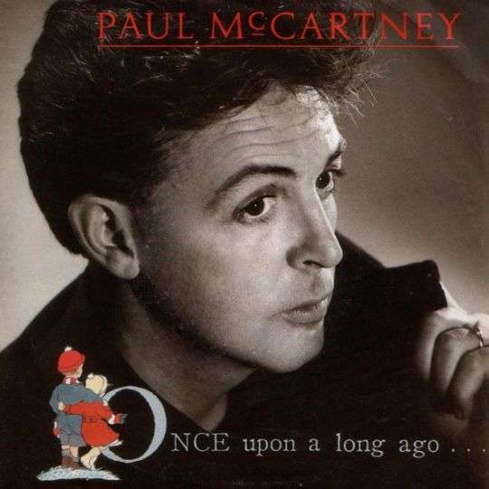 Coverafbeelding Once Upon A Long Ago ... - Paul Mccartney