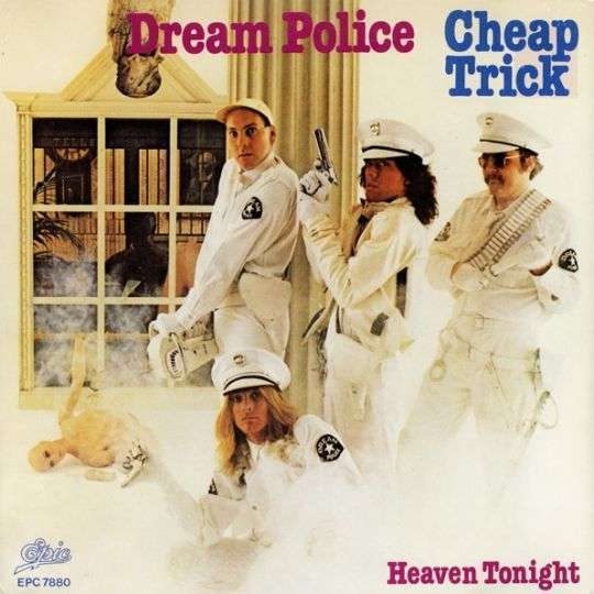 Coverafbeelding Dream Police - Cheap Trick
