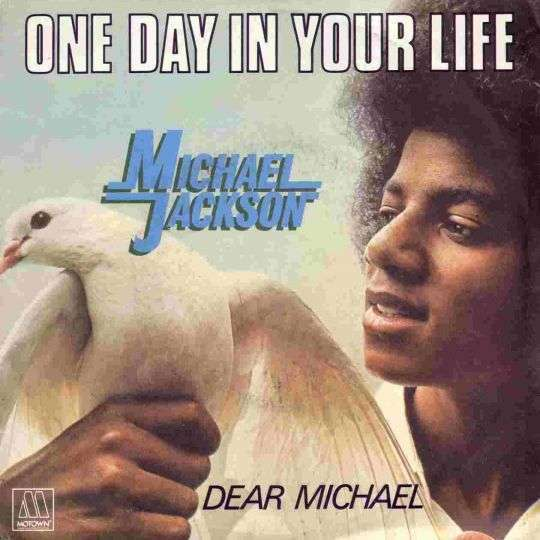 Coverafbeelding One Day In Your Life - Michael Jackson
