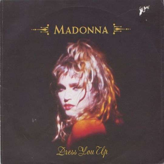 Coverafbeelding Dress You Up - Madonna