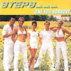 Coverafbeelding One For Sorrow - Steps