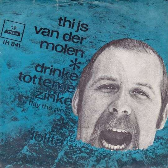 Coverafbeelding Drinke Totteme Zinke (Lily The Pink) - Thijs Van Der Molen