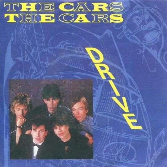 Coverafbeelding Drive - The Cars