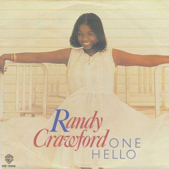 Coverafbeelding One Hello - Randy Crawford