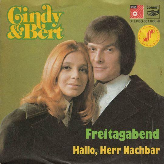 Coverafbeelding Freitagabend - Cindy & Bert