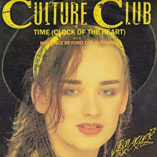 Coverafbeelding Time (Clock Of The Heart) - Culture Club