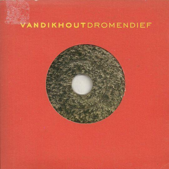 Coverafbeelding Dromendief - Vandikhout