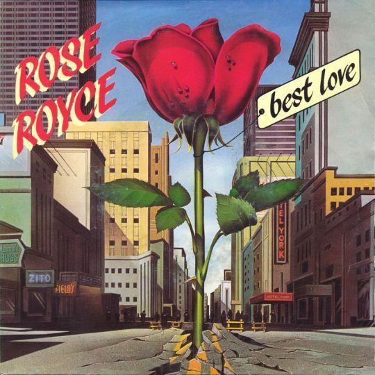 Coverafbeelding Best Love - Rose Royce