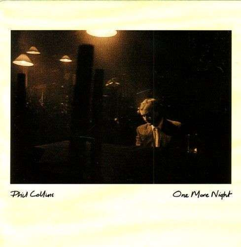 Coverafbeelding Phil Collins - One More Night
