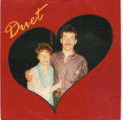 Coverafbeelding Brigitte Kaandorp en Herman Finkers - Duet