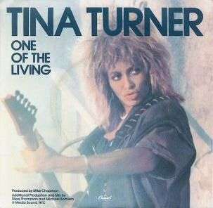Coverafbeelding Tina Turner - One Of The Living